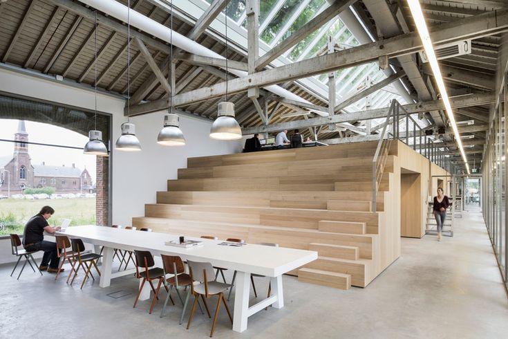 Houtloods / Bedaux de Brouwer Architects, © Inpetto Fotografisch