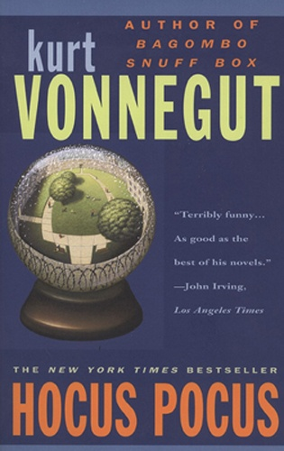 13 best books worth reading images on pinterest book covers books hocus pocus paperback by kurt vonnegut find this pin and more on books worth reading fandeluxe Choice Image