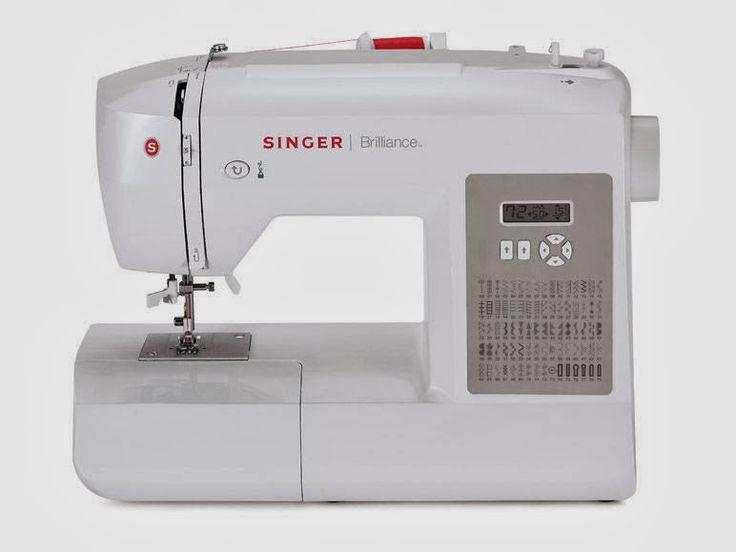Anilegra moda para muñecas: Máquina de coser SINGER