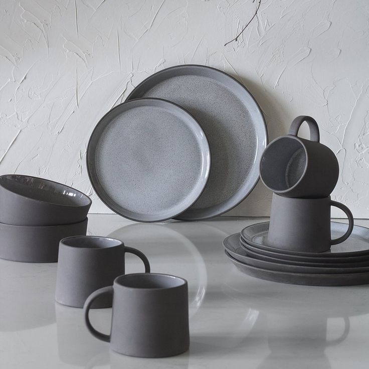 Nordic Christmas Decorations With Rose Grey These Four Walls In 2020 Everyday Dinnerware Set Modern Tableware Dinnerware Set Unique