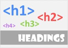 Do You Make Use of HTML Header Tags?