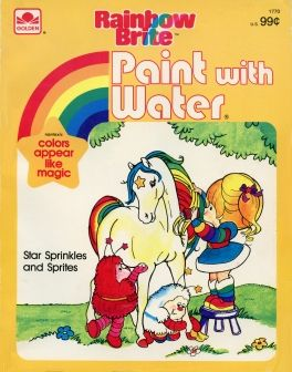 Paint With Water Books-totally had one when I was little and it was magically awesome!!!