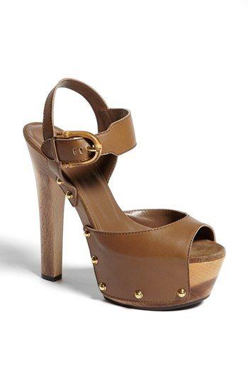 Gucci 'Nadege' Clog Sandal