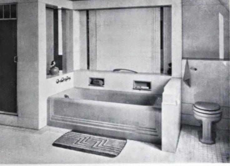 101 best Houses - Art Deco Art Moderne images on Pinterest ...