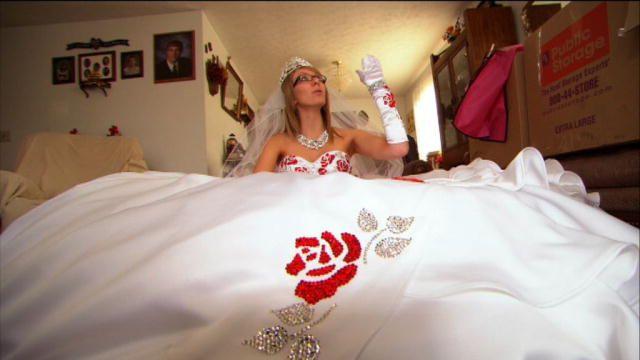 My Big Fat American Gypsy Wedding Fighting At The Wedding Video TLC