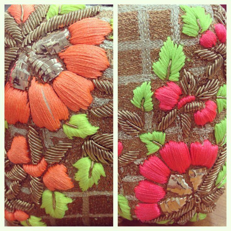 Shop the trendiest clutches at http://www.perniaspopupshop.com/designers-1/love-to-bag