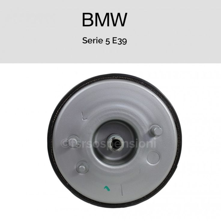 Molla ad aria BMW Serie 5 E39 posteriore sinistro