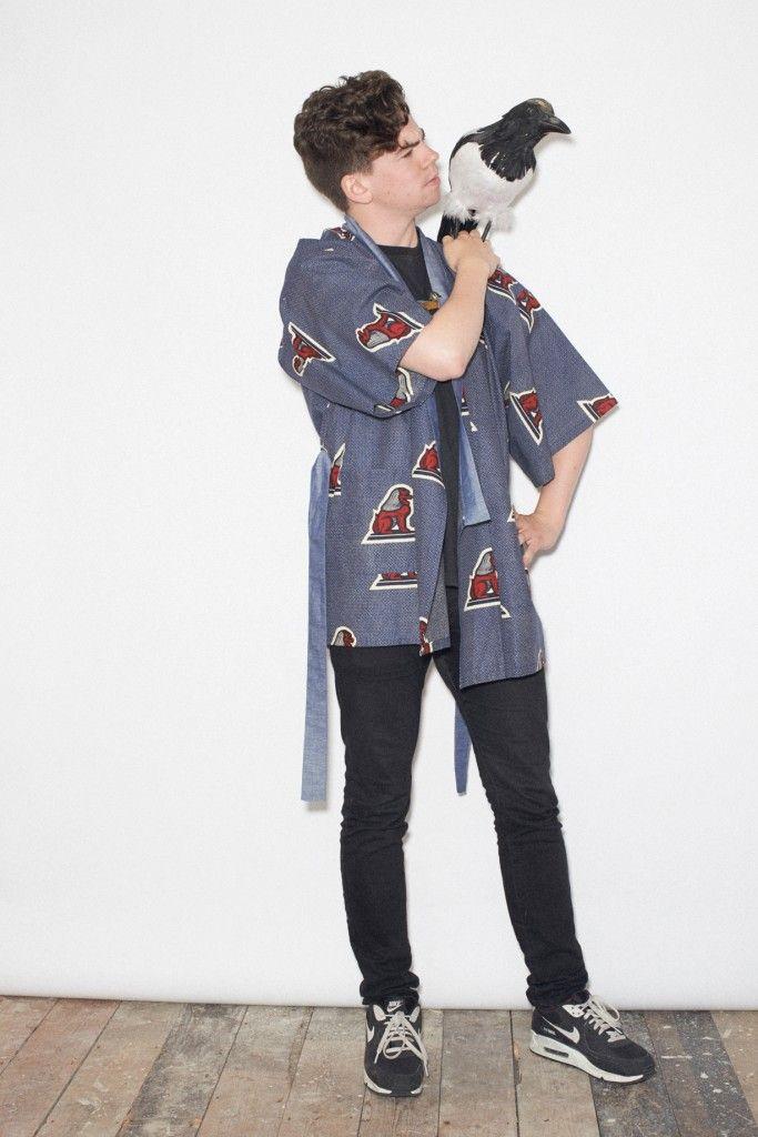 The Traditional Kimono