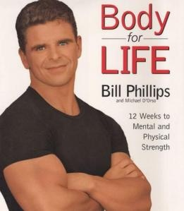 Bill Phillips ~ Body for Life Book and transformation