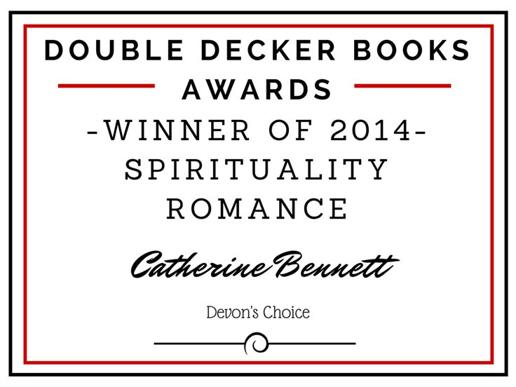 Winner of 2014 Spirituality Romance is...