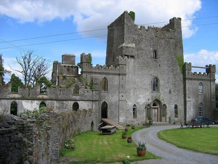 Фото Замок Лип. Ирландия, Оффали, R421
