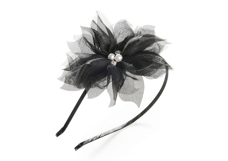 Hiuspanta koristeella - Cailap #hair #beauty #flower