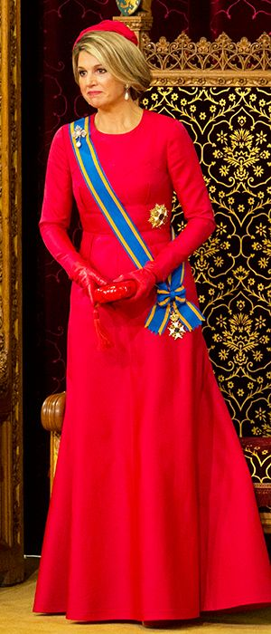 Royal style of the week including: Charlotte Casiraghi, Princess Mary of Denmark and Queen Maxima of the Netherlands