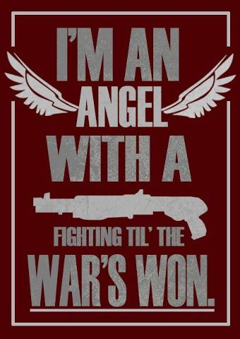 Angel with a Shotgun- The Cab(: Once again, I LOVE THIS SONG! <3