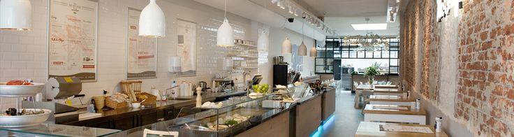 The Seafood Bar | Van Baerlestraat 5