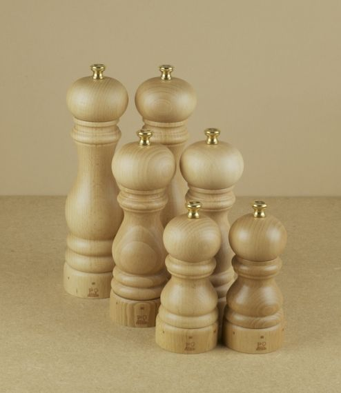 Peugeot pepper mills (the medium one is a good size)