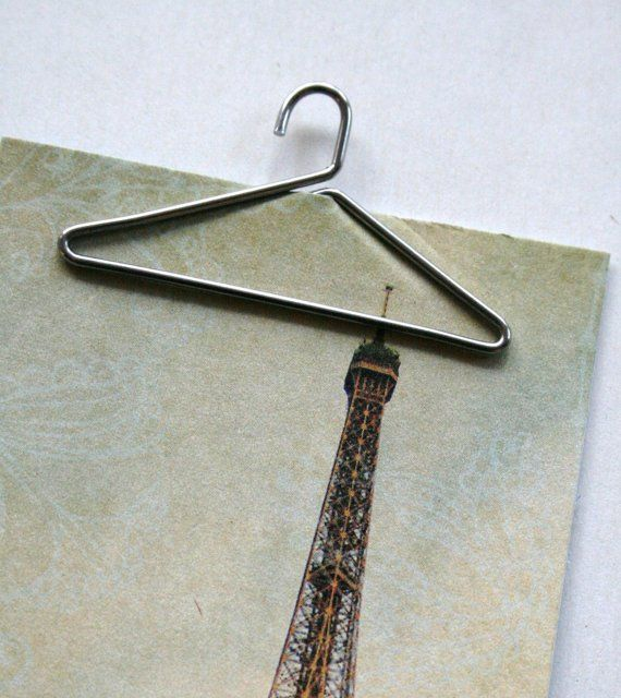 Mini Hanger Clips / http://thegadgetflow.com/portfolio/mini-hanger-clips/