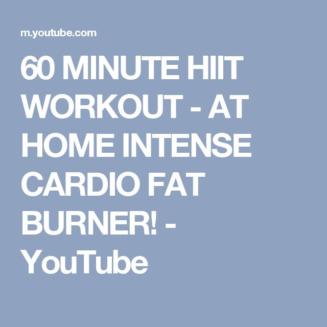 17 Best Ideas About Hiit Workout At Home On Pinterest At
