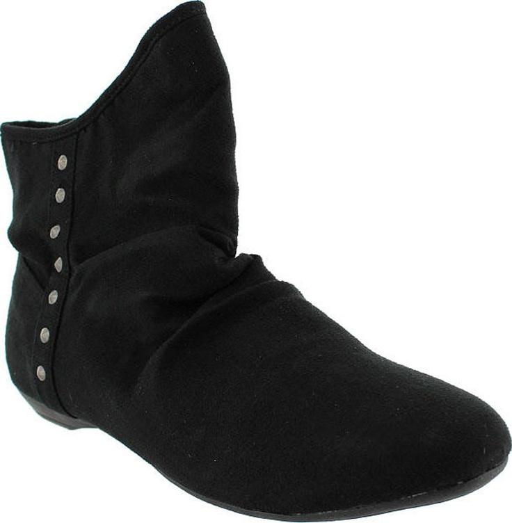 Venus Stud   The Shoe Shed   Stud, Venus, Boot, Perfect, Colour, Black   buy womens shoes online, fashion shoes, ladies shoes,