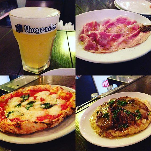 バカール沖縄。沖縄で本格的なピッツァが食べられるお店!ヒューガルデン生も飲めるし、安くて本当に美味しい県産食材を使ったお料理が食べられるから最高です!  #ピッツァ #ピザ #pizza #沖縄 #那覇 #イタリアン #おいしい #美味しい #休日 #お出かけ #ビール #beer #ヒューガルデン #japan #okinawa #hoegaarden #食べ歩き #グルメ #沖縄グルメ #マルゲリータ #肉 #豚肉 #japanese #夕ごはん #夜ごはん #晩ごはん