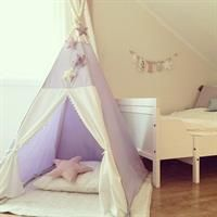 Teepee Tent lilac