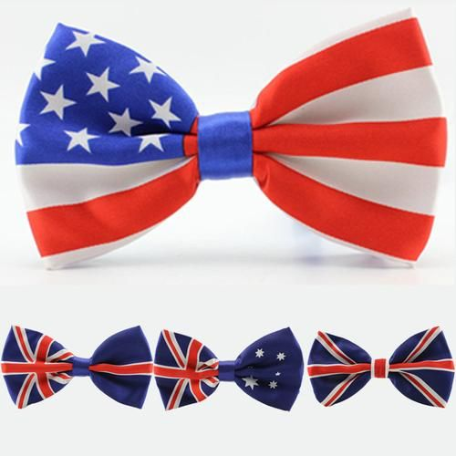 The American Flag Bow Tie