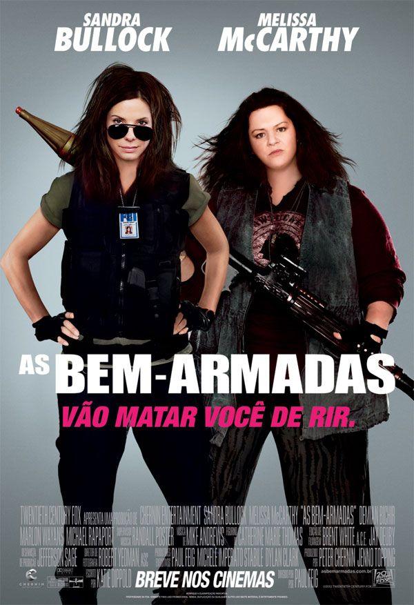 """""""As Bem Armadas"""" ganha cartaz nacional http://cinemabh.com/imagens/as-bem-armadas-ganha-cartaz-nacional"""