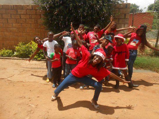 christmas 2014 zambia nina phiri sunshine Gods girls club style dblm hope