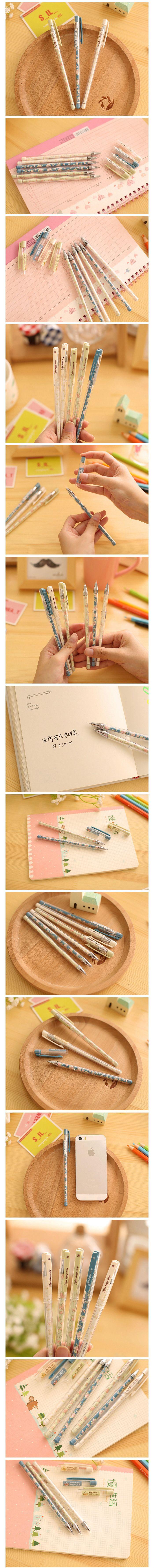 42,13 руб. / шт. Письменные принадлежности > Гелевые ручки
