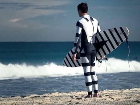 'Invisibility wetsuit' to protect against sharks launched in Western Australia