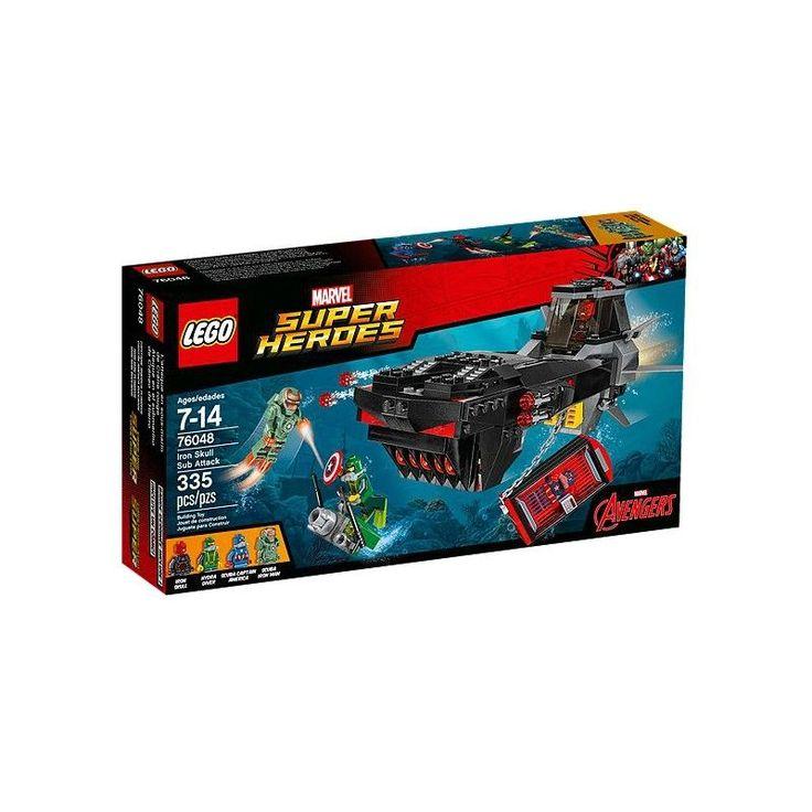 #Lego #LEGO® #76048   LEGO DC Comics Super Heroes U-Boot Überfall von Iron Skull  Comics Multi     Hier klicken, um weiterzulesen.  Ihr Onlineshop in #Zürich #Bern #Basel #Genf #St.Gallen