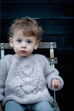 Reba sweater (Opskrift) - Thea Rytter