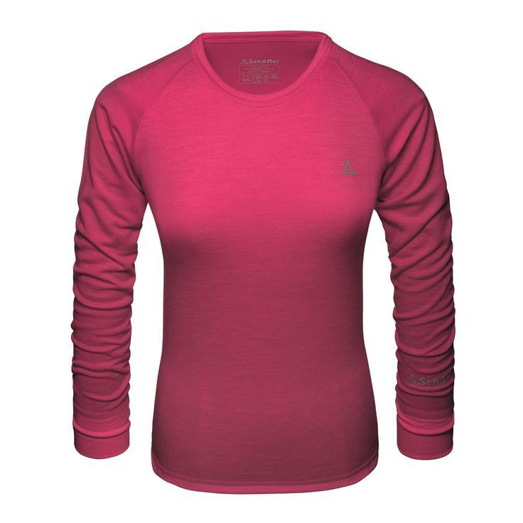 Doorout Angebote Schöffel Merino Sport Shirt 1/1 Arm W Funktionsunterwäsche bordeaux Damen Gr. XL: Category:…%#Quickberater%