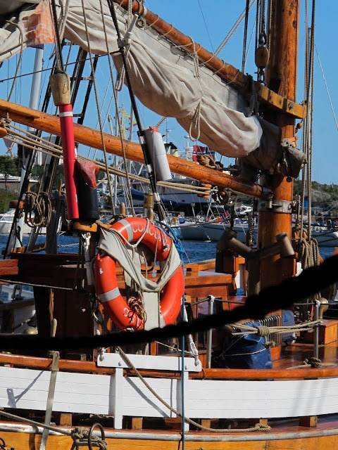 The Wooden Boat Festival in Risør