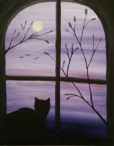Paint Nite Boston | Morrell's Country Tavern-West Bridgewater
