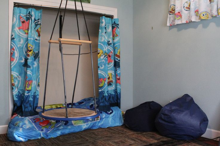Bedroom ideas for autistic child for the home for Co ed kids bedroom ideas