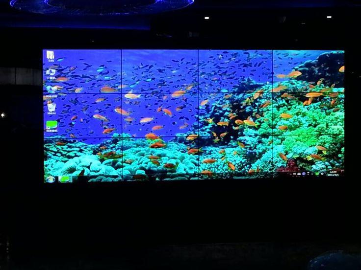 ЖК U4600-HN09 4x3 жк-видеостены 46 inch 5.3 мм ультра-узкой рамкой lcd видео стена Видео Наблюдения CCTV Монитор Дисплей