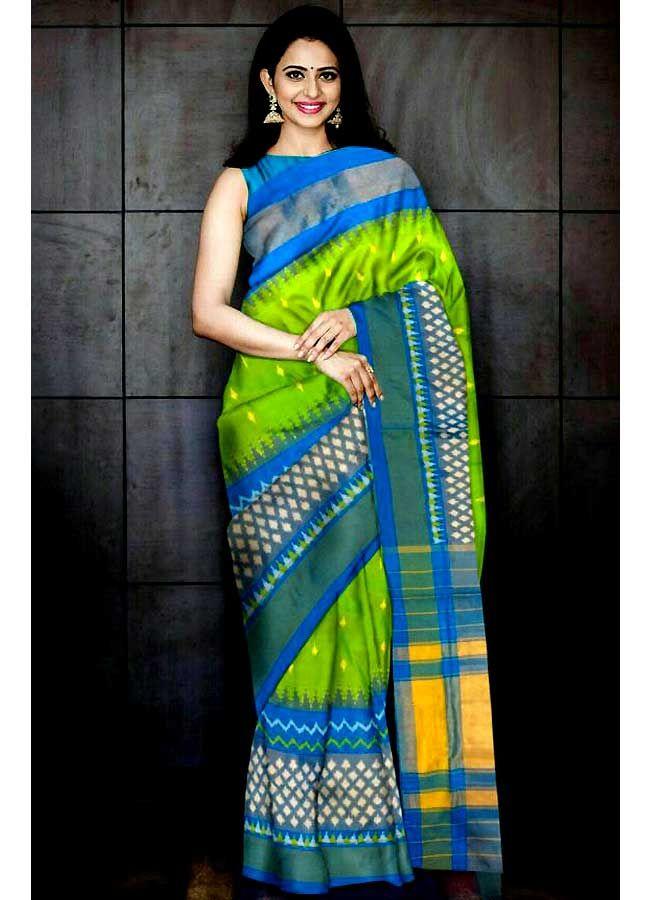f1330e782d Latest Ikat Sarees,Ikkat Silk Sarees,Ikkat Silk Online Sarees,Ikkat Pattu  Sarees