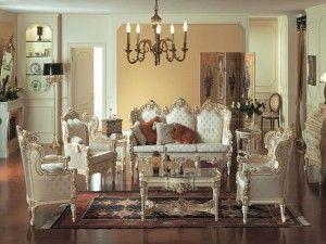 Kursi Sofa Italyan