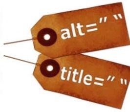 Como adicionar tags Alt e Title em imagem no Blogger