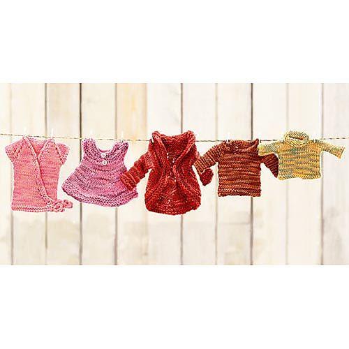 Ravelry: Prairie Doll Sweaters pattern by Rae Blackledge