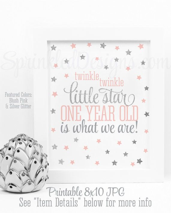 1000 Ideas About Twinkle Twinkle On Pinterest: 1000+ Images About Twinkle Little Star Girls' Party Ideas