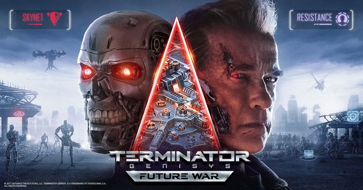 A New Terminator Game Is Coming To Your Mobile Devices