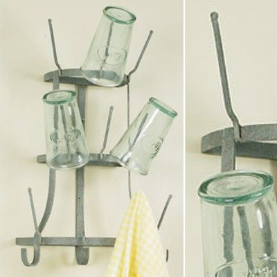 1000 Images About Crazy About French Bottle Racks On