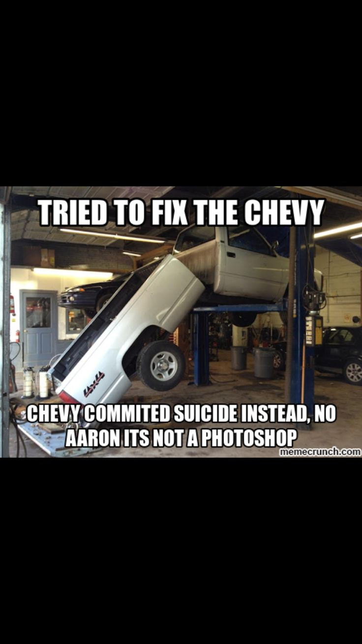 Chevy Semi Truck >> Oh No!!! | A Whole Other Category | Pinterest | Chevy ...