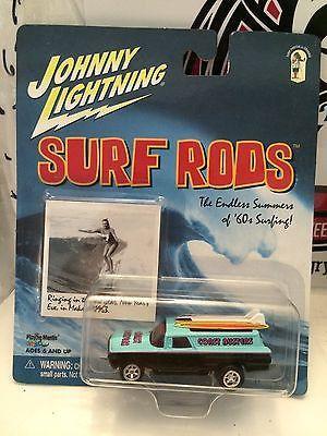 (TAS004247) - Johnny Lightning Surf Rods - Coast Busters