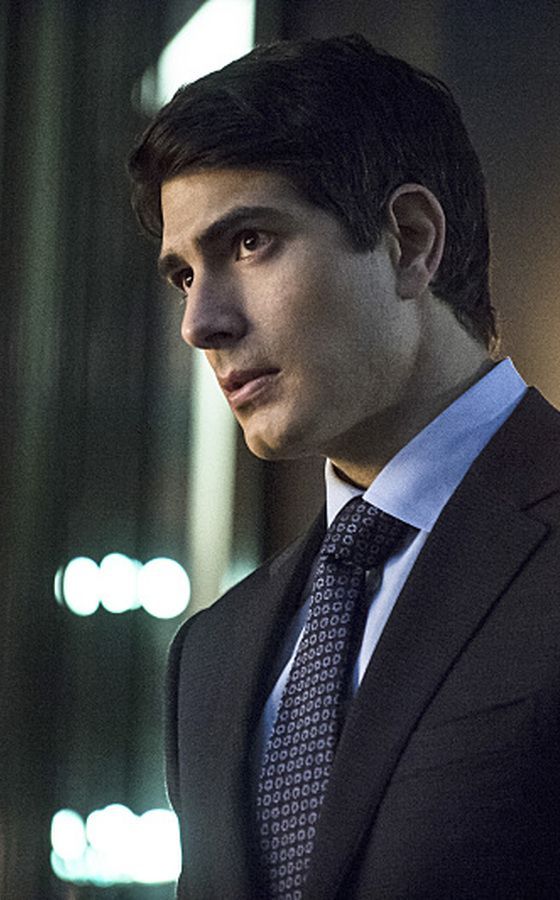 Brandon Routh as Ray Palmer The Atom