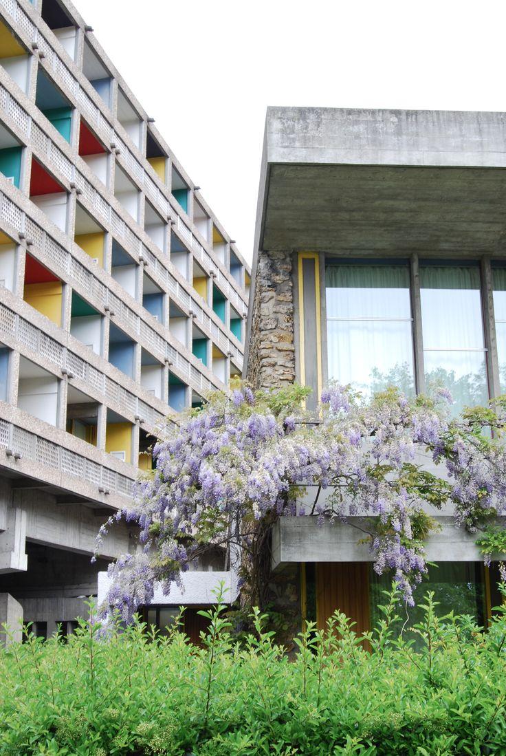 Maison du Brasil, Paris by Le Corbusier cate st hill