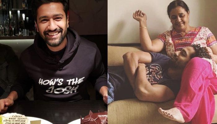 Vicky Kaushal Shares How His Parents React To His Linkup Rumours Finally Talks About Katrina Kaif Man Crush Everyday Bollywood Pictures Celebrity Crush