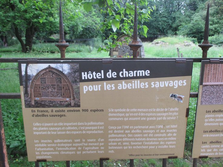Botanic Garden - Boutique Hotel for Wild Bees